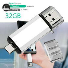 Type-C OTG USB Flash Drive Memory Storage Stick Phone U Disk for Android PC