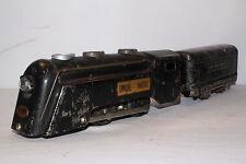 Marx Electric 1940's New York Central Commodore Vanderbilt Engine & Tender Lot 5