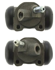 2 Drum Brake Wheel Cylinders FRONT L & R For Cadillac Oldsmobile