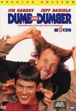 Dumb and Dumber / Dumb & Dumber (1994) Jim Carrey, Jeff Daniels DVD *NEW