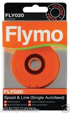 Genuine Flymo Single Line Autofeed Spool and Line FLY020