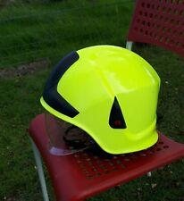 More details for firefighter helmet rosenbauer fireman