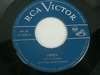 """Artie Shaw And His Orchestra – Frenesi / Begin The Beguine 7"""" 45 RPM Record"""