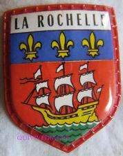 ECU057 - PATCH ECUSSON  BLASON LA ROCHELLE