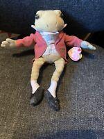 TY Beanie Babies 2006 'Jeremy Fisher' Soft Toy