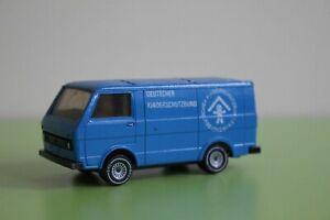 Siku 1334 LT28 VW Kastenwagen Deutscher Kinderschutzbund