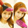 1Pc Hair Styling Tool Fringe Bangs Curler Roller Holder DIY Front Hair Clip Tool
