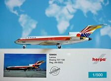 Herpa 526654 – Lanica Airlines Boeing 727 – 100