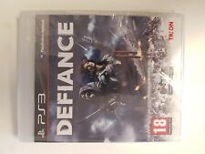 * Playstation 3 NEW Sealed Game * DEFIANCE * PS3 Torn Seal