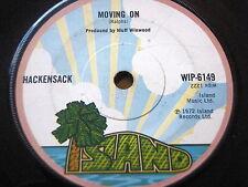 "HACKENSACK - MOVING ON  7"" VINYL"