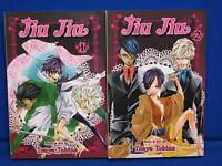 Jiu Jiu Manga Vol 1 & 2 Shojo Beat Paperback Books Touya Tobina Viz Media