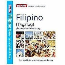 Phrase Book: Filipino (Tagalog) Phrase Book and Dictionary (2013, Paperback)