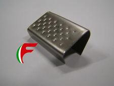 Sigilli Fibbia per reggetta 12 mm in plastica fermaglio blocca reggia manuale 100