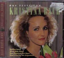 Kristina Bach-Das Beste Von cd album