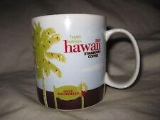 Starbucks Hawaii Happy Holidays Mele Kalikimaka 2008 16oz Christmas Coffee Mug