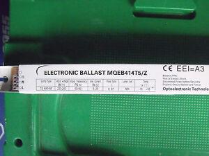 Optoelectronics MQEB414T5/Z 4x14w T5 Electronic Ballast