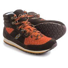 Clarks Incast Hiker High-Top Boots Suede Lightweight  6M, 36-EU, $110