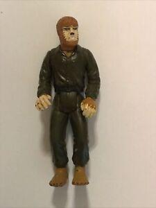 Universal Monsters WOLFMAN Horror Action Figure Burger King BK Promo