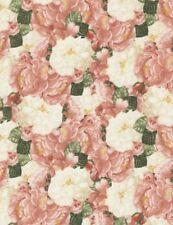 Timeless Treasures Tulip Farm C6711 Bright Packed Tulips Cotton Fabric
