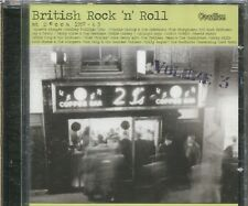 BRITISH ROCK N ROLL AT DECCA VOLUME 3 - VARIOUS ARTISTS ON CD