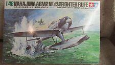 Tamiya Nakajima A6M2N Type 2 Fighter (RUFE) Model Kit - 1/48 Scale       (T 30)
