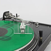 LP Vinyl Record Player Measuring Phono Tonearm VTA/Cartridge Azimuth Ruler 1X