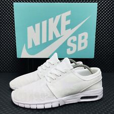 Nike Stefan Janoski Max (Men's Size 10) Athletic Skateboard Casual Sneaker Shoe