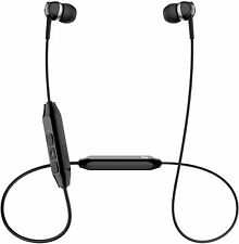 Sennheiser Wireless Headphones CX 150BT Bluetooth Earphones - Black (SEALED)