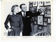 These Wilder Years- James Cagney-Barbara Stanwyck-8x10-B&W-Promo-Still