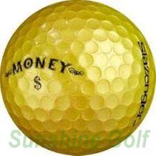 29903bc969 12 Near Mint Slazenger Gold Money AAAAA Used Golf Balls - FREE SHIPPING