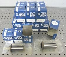 C158414 Lot 18 NB Linear Motion Slide Bushing Bush Bearings (3) 16mm (15) 20mm