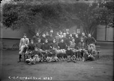 "Photo 1898-1900 Univ Calif Berkeley ""Football Team"""