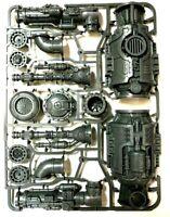Sector Mechanicus/ kill team 40k terrain. Alchomite Stack External Tank