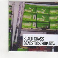 (FS107) Black Grass, Deadstock 2006, mixed by Mex - DJ CD