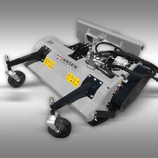 hydraulischer Frontmulcher Jansen Hmm-130 Schlegelmulcher Mähwerk