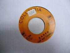 Rip Chords Karen/Here I Stand 45 RPM Columbia Records VG+