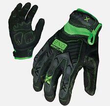 Ironclad Exo Mig 06 Xxl 2xl Black Tpr Closure Cuff Impact Utility Glove