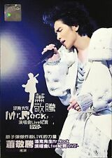 JAM HSIAO 蕭敬騰 Mr. Rock Concert LIVE 2010 MALAYSIA EDITION CD + SLIPCASE RARE