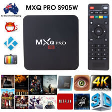 2018 MXQ PRO 4K TV BOX Android 7.1 KODI 18 Quad Core Smart Media Player 1GB+8GB