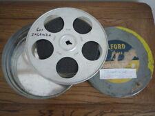 "1960s ""ZAGRINDA"" B/W 16mm EROTICA CHEESECAKE IN CASE"