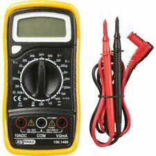Multimètres accès porte batterie