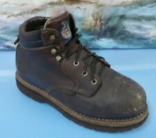 Georgia Boot Mens Brown Safety Toe Boots Shoes G4057 size 11M