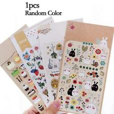 Bubble Stickers Kids Children Scrapbooking Paper Crafts Gift Cartoon New