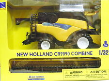 Combine Harvester New Holland CR9090 Combine, 1/32, NewRay, Plastic, NEW