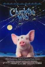 CHARLOTTE'S WEB MOVIE POSTER DS ORIGINAL FINAL 27x40