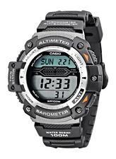 Digitale Armbanduhren mit 12-Stunden-Zifferblatt und Matte für Erwachsene