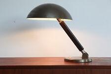 30er 40er  BAUHAUS Bürolampe KARL TRABERT Table Lamp BAG