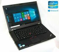 """Lenovo ThinkPad W530 Core i7-3840QM 16GB RAM 500GB HDD 15,6"""" 1080p RGB Display"""