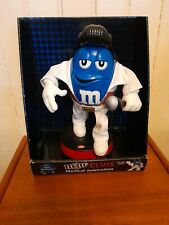 More details for m&m's large blue elvis musical animation new and boxed