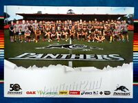 ✺New✺ 2016 PENRITH PANTHERS NRL Poster - 42cm x 29.5cm